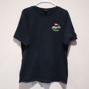 Obey T-Shirt Men's sz Large